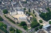 Région Pays de la Loire départements zones eau Calcaire en France