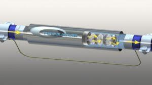 Réacteur anticalcaire professionnel écologique eau chaude sanitaire et EFG